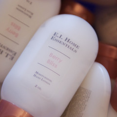 Lotion Label & Packaging